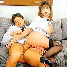Sexy Christy Canyon on top